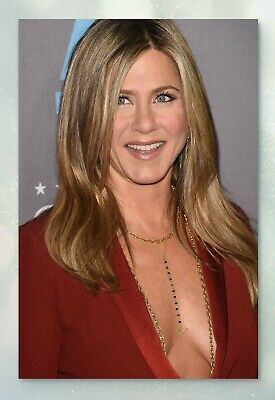 Jennifer Aniston Glossy Celebrity Photo 4x6 • N2