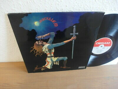 JERUSALEM SAME DERAM 1972 RARE UK Prog LP Mint 1st Press
