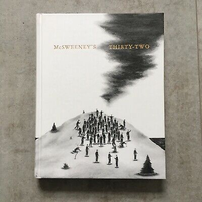 McSweeney's Quarterly Concern: Issue 32 (Hardback, 2009, Literary Journal)