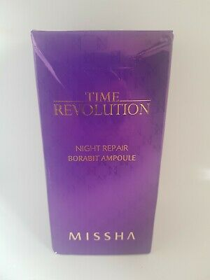 MISSHA - Time Revolution Night Repair,  Borabit Ampoule 50ml
