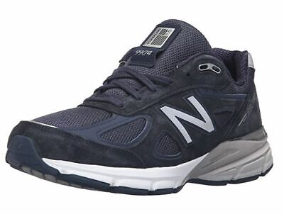 STORE DISPLAY New Balance 990v4 Mens Active Sneakers Navy Size 16 4E Free S/H