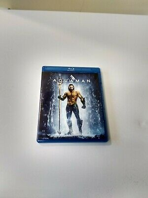 Aquaman Blu-ray and DVD