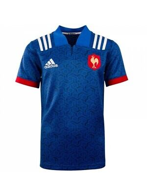 """France Rugby Shirt Jersey Home 2018/2019 """"Free Tracked Delivery"""""""