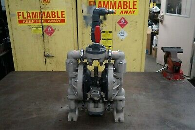 """Ingersoll Rand ARO 6661A3-311-C Double Diaphragm Pneumatic Pump 1"""" 47gpm"""