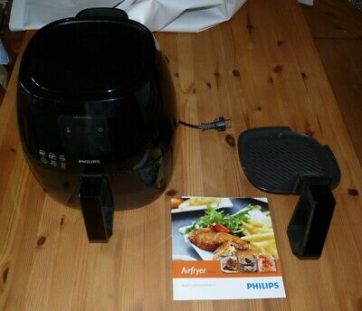 PHILIPS Avance Collection Airfryer XL HD9240/90 Fritteuse 2100 Watt gebraucht