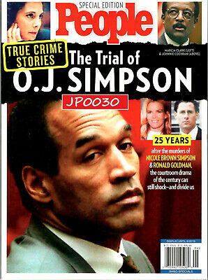 People Special Edition 2019, The Trial Of O.J. Simpson, New/Sealed