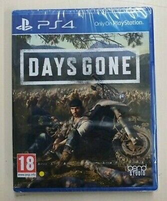 Days Gone PS4 NEW & SEALED
