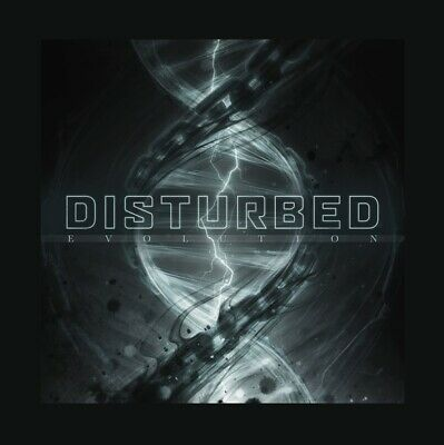 Evolution :Deluxe CD by Disturbed