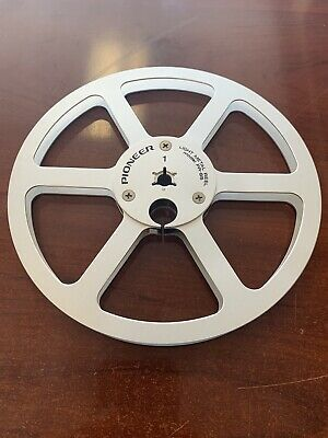 Pioneer PR-85 7 Inch Light Metal Reel
