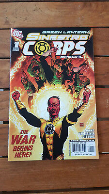 Green Lantern: Sinestro CORPS Special - One Shot - DC Comics VO US