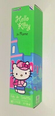 HELLO KITTY IN ROME COLONIA 50ml