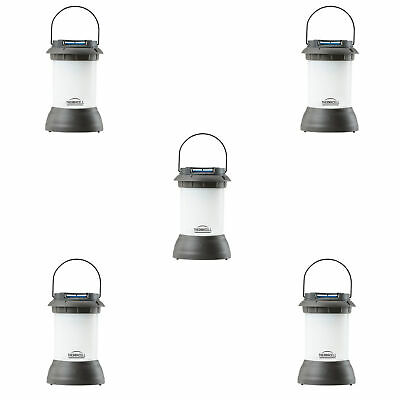 Thermacell Patio Shield Bristol Mosquito Repeller plus Lanterns - MR-9SB, 5-Pack
