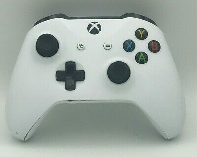 Xbox One Wireless Controller - White by Microsoft