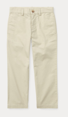0c4026641 Polo Ralph Lauren Toddler Boys' Classic Chino Pants Basic Sand Size 2T $40  NWT