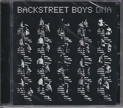 Backstreet Boys DNA - 2019 ALBUM - Brand New Factory Sealed CD