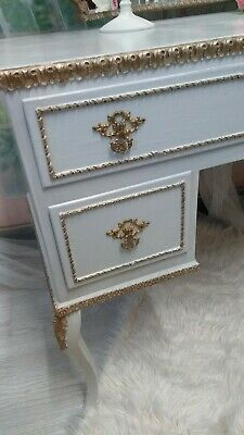 Genuine Vintage, French, Louis Style Marie Antoinette Dressing Table beautiful!