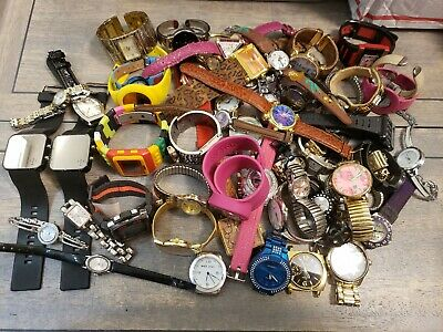 Watches and Parts for Repair Lot #3 Clearance NO RESERVE