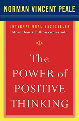 Peale, Norman Vincent-The Power Of Positive Thinking BOOK NEW