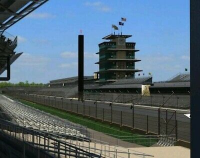 2 INDIANAPOLIS 500 Tickets STAND B Box 8 *Up High in shade* Turn ONE at INDY