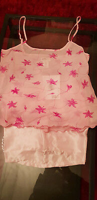 Ladies Shortie PJ set size small BNWT