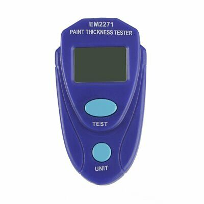 EM2271 LCD Digital Painting Thickness Tester Meter Car Coating Thickness Gauge