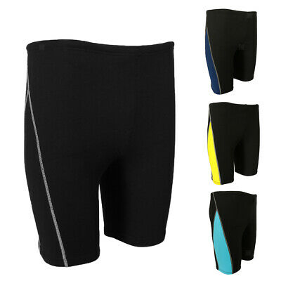 bc2075d25886a 1.8mm Neoprene Wetsuit Shorts Pants Surf Surfing Diving Small-3XL Mens New