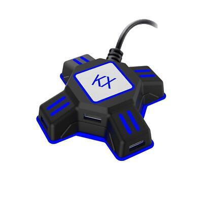 KX Mouse Keyboard Converter For PS4 PS3 Xbox One Switch APEX Universal Portable