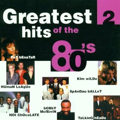 Various Artists : Greatest Hits of the 80s - 2 CD Expertly Refurbished Product