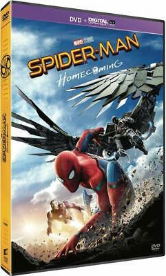 [DVD]  Spider-Man : Homecoming  [ Tom Holland, Michael Keaton ]  NEUF cellophané