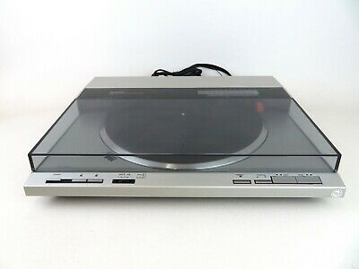 Serviced Technics Sl-Dl1 Linear Tracking Fully Automatic Quartz Drive Turntable