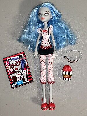 *P* Monster High Doll Ghoulia Yelps Dead Tired 1st Wave 1 Mattel First
