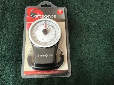 Samsonite Manual Luggage Weight Scale