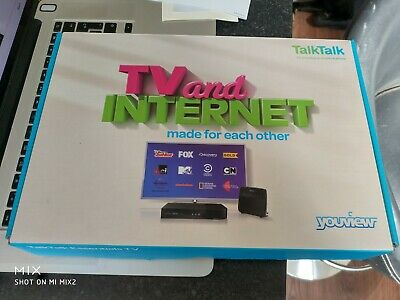 Talk Talk Your You View Box HUAWEI DN360T V4 remote