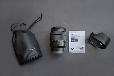 Sony Vario-Tessar T* FE 24-70mm F4 ZA OSS Zoom All Around Lens E-Mount Sony A7