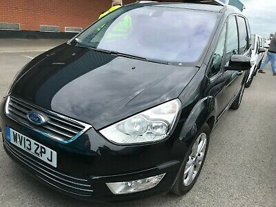 13 Ford Galaxy 2.0 Tdci 163 Titanium-7Seats, Alloys, Climate, 1F/Owner, 9Stamps