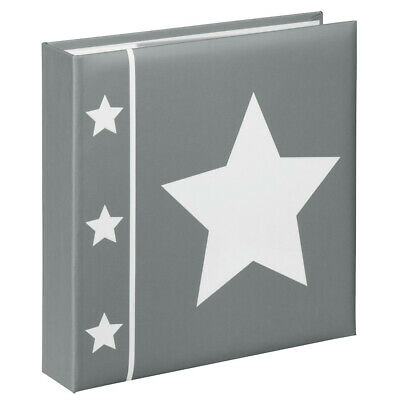 Hama 2337 Skies photo album Grey Memo Album - for 200 photos with a size of