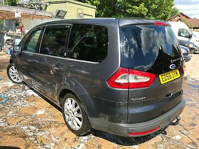 58 Ford Galaxy Ghia 2.0 Tdci -Leather 5 Stamps, 7 Seats, Alloys, Climate, P/Sens
