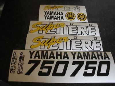 SUPER TENERE 750 850 stickers decals SET (13) CHOICE