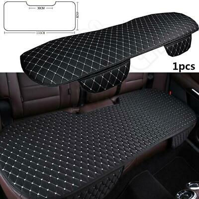 1PCS PU Leather Car Seat Cover Full Set Front Rear Seat Cushion Mat Protector