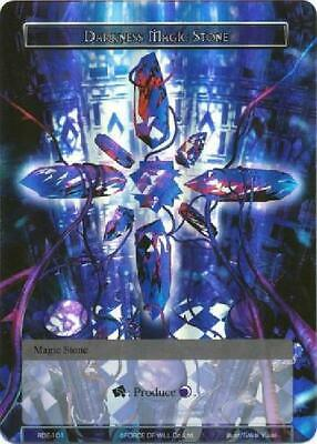 RDE-104 New Force of Will CCG 8x Water Magic Stone