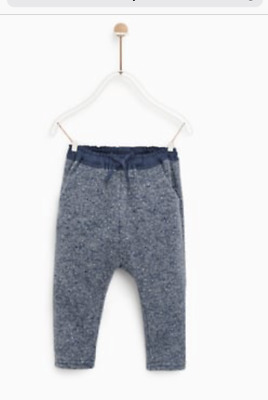 Kushies 2 Pack Cotton Cuffed Pants for Boys and Girls 533537
