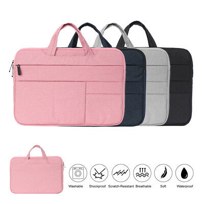 Laptop Bag Case Cover For Apple Lenovo ASUS Sony Samsung HP DELL 13.3 14 15 inch