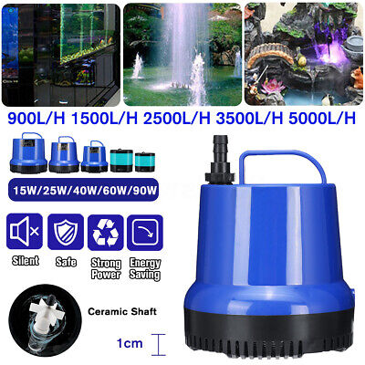 55W/60W/85W SUBMERSIBLE PUMP for Fish Tank Fountain Water Pump 220V