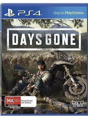 Days Gone - PS4 - AS NEW - FAST SHIPPING FROM MELBOURNE