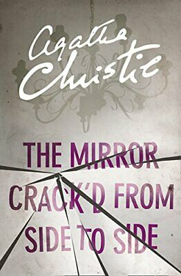 The Mirror Crack'd From Side to Side (Miss Marple) By Agatha Christie