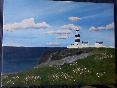 Original Painting - Hook Lighthouse Wexford