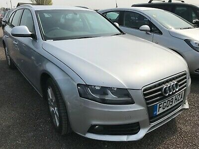2009 Audi A4 Avant 2.0 Tdi 120 Se - 6 Stamps, Alloys, Climate, 1F/Owner!!
