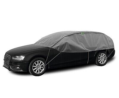 Protection Car half cover Vauxhall Astra IV(J) Breathable Water Resistant