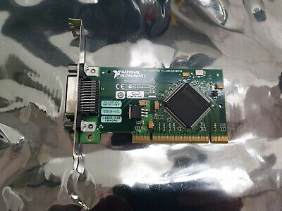 NATIONAL INSTRUMENTS 188513E-01L PCI-GPIB Interface Adapter Card (IN32S1B4)