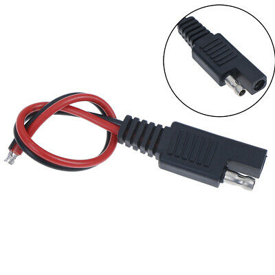 18AWG DC Power Automotive Plug Battery Tender SAE DIY Cable Extension Cord-CabVG